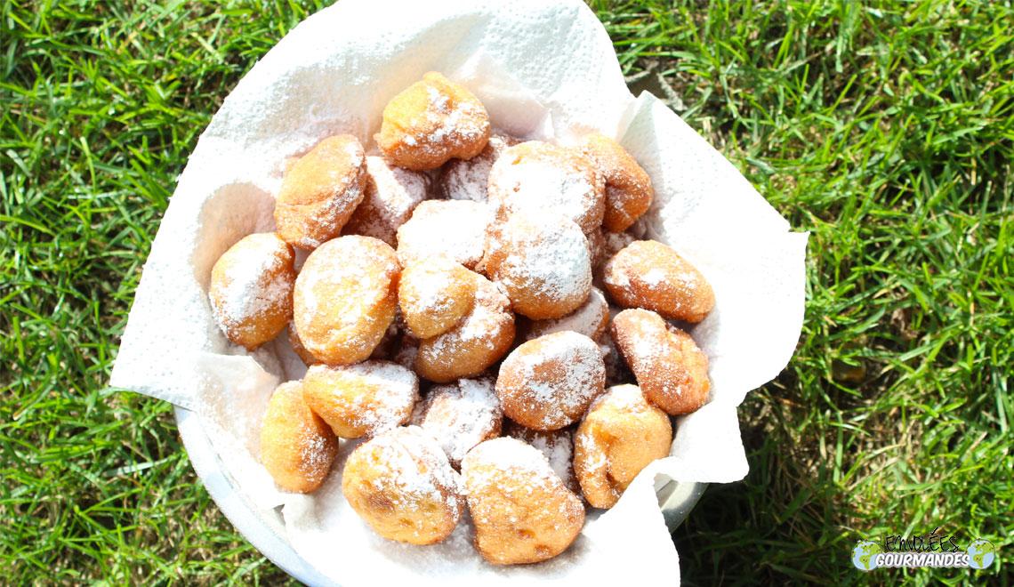 doranger糖ドーナツバナナ、砂糖、小麦粉、酵母の花のアイス7