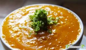 zuppa mango con calce