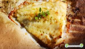 filete de oliva y albahaca-besugo ajo-aceite