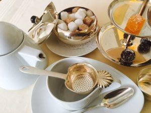 L'heure du thé (en supplément)
