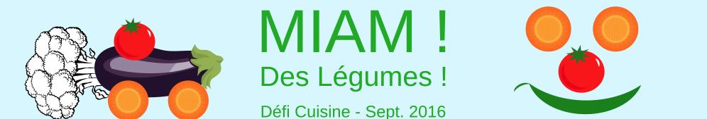 Kochen Herausforderung – September 2016