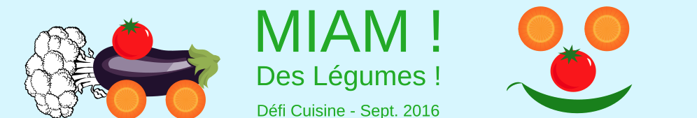 cooking challenge – Sept 2016