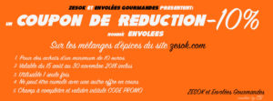 COUPON DE REDUCTION EG