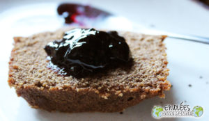 gingerbread gluten, lactose free and vegan African spices