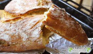 Mon pain au poivre blanc de Penja