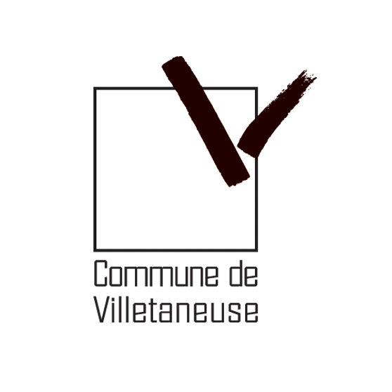 Commune de villetaneuse - logo