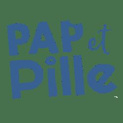 Pap et Pille - logo