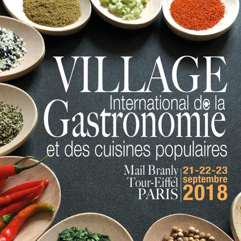 Village de la Gastronomie - Logo
